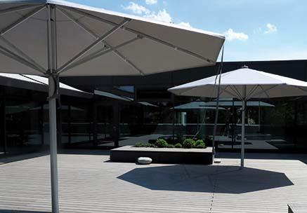 Dachterrassen der Grundschule Prüfening, twoo Architekten, Bauherr Stadt Regensburg
