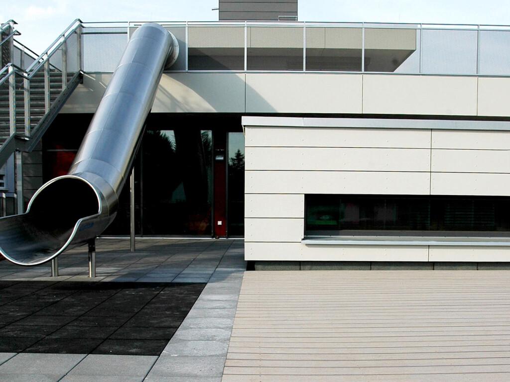 MYDECK Holzboden Balkon Terrasse