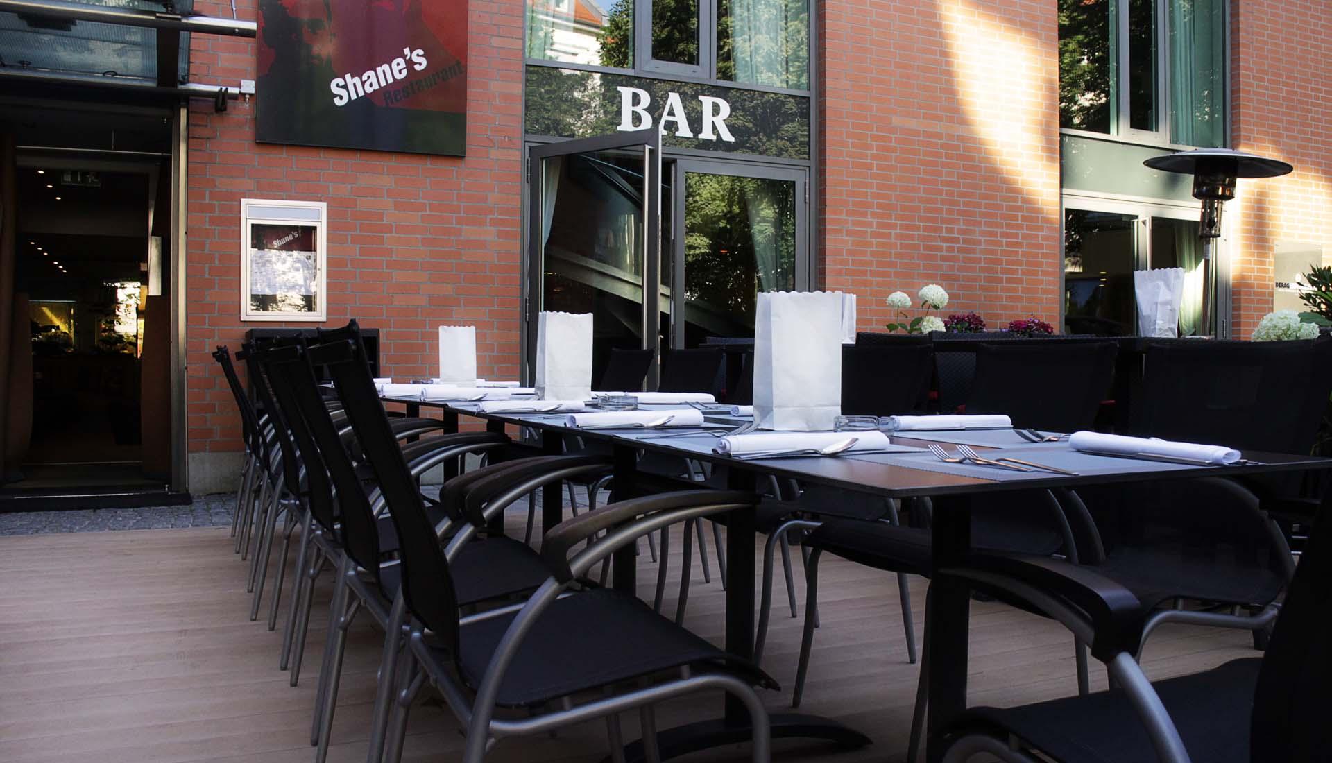 Restaurant Terrasse WPC