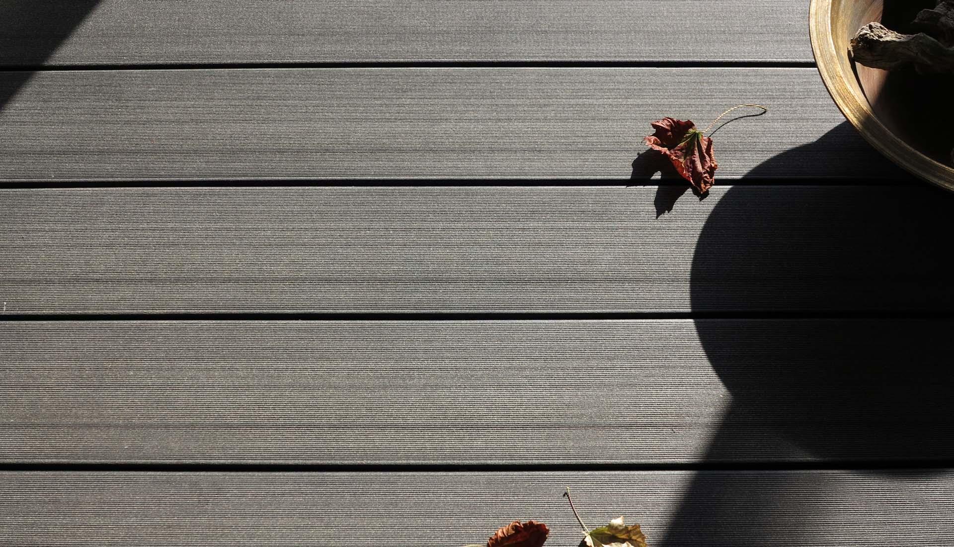 Terrassenholz langlebig