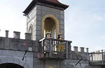 waachturm im playmobil fun park