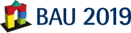 Logo Bau München 2019